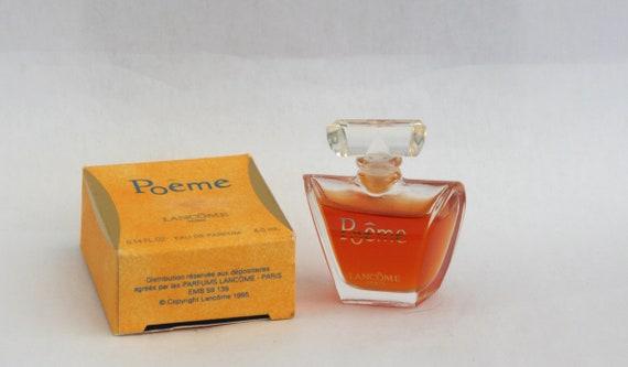 Lancome Poeme Miniature Parfum Féminin Paris