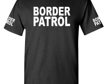 israel POLICE T Shirt Dry Fit Short Sleeve White SHIRTS Policemen Border Police