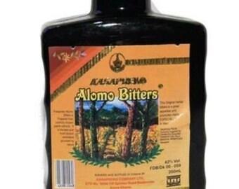 African Ghana Kasapreko Alomo Bitter Herbal Spirit Extract