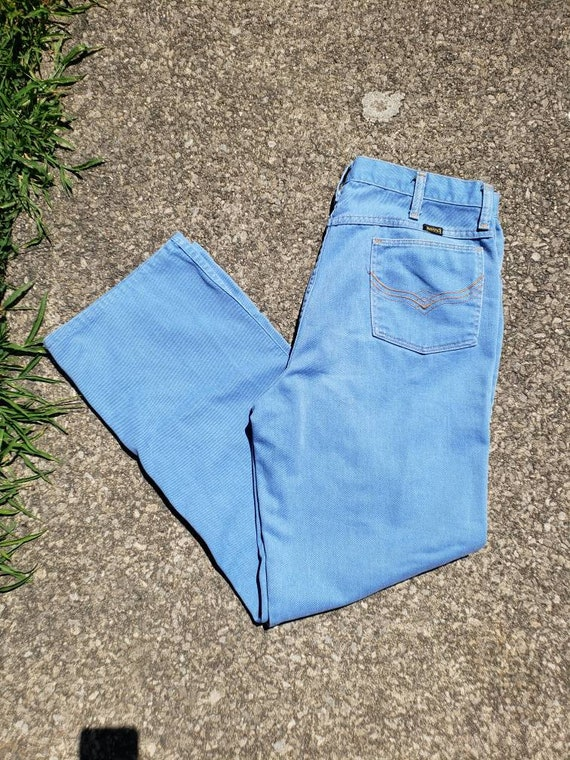 70s maverick denim jeans