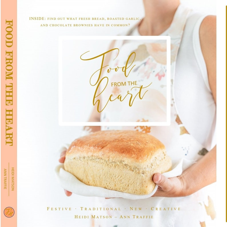 Food from the Heart Cookbook image 0