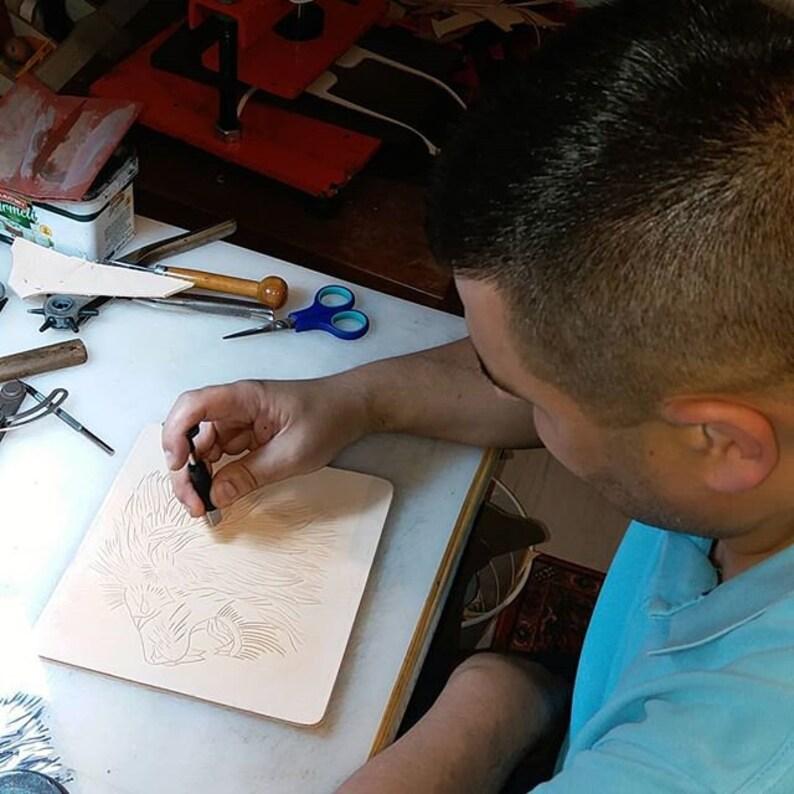 Leather Satchel Men/'s Leather Bags Brown Messenger Bag Ddc20 Personalized Portfolio Leather Briefcase for Men Women/'s Shoulder Bag