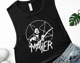78ea6cc02 john mayer slayer shirt Tank Top - Monet Weir Dead and Company show Unisex  Tank Top for Women and Men love john mayer