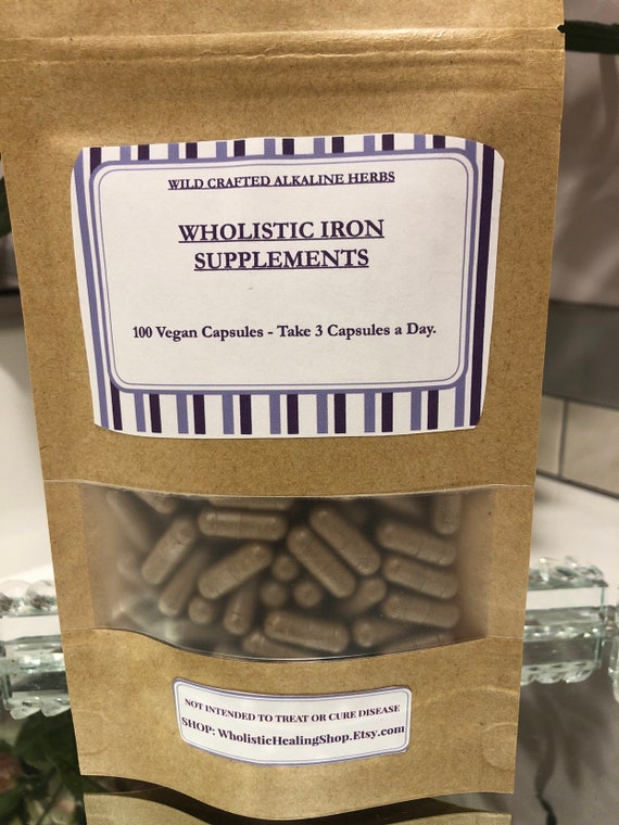 Alkaline Iron Supplements