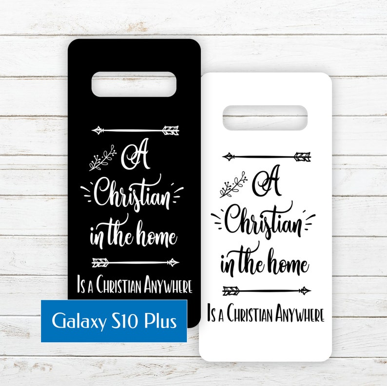 Samsung Galaxy S10 Plus Printable Phone Case Insert PDF with image 0