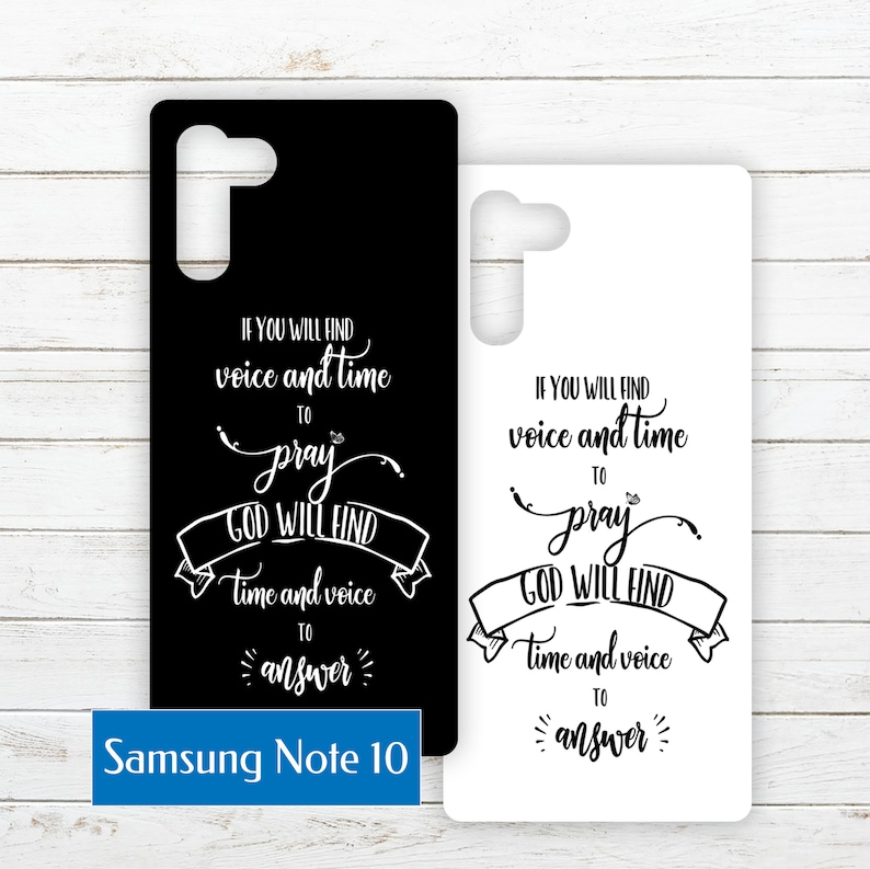 Samsung Galaxy Note 10 Printable Phone Case Insert PDF with image 0