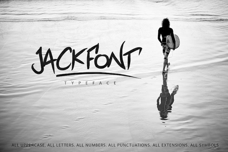 JackFont