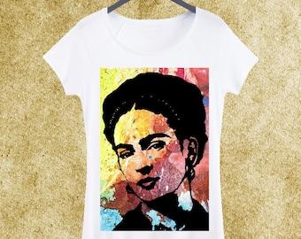 68a5f90e Frida Kahlo Woman T-shirt