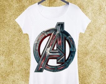 8f06c9fe Avengers Woman T-shirt