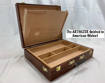 The ARTINIZER - The BEST way to store all of your art supplies in ONE Place so you can Find them Faster