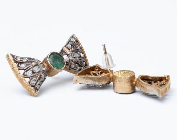 Egyptian Revival Earrings - image 3