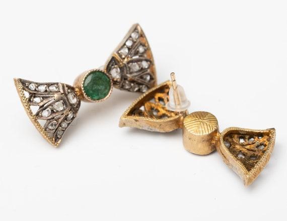 Egyptian Revival Earrings - image 4