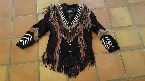Super Women's Leather Gallery 3XL Western Cowboy C