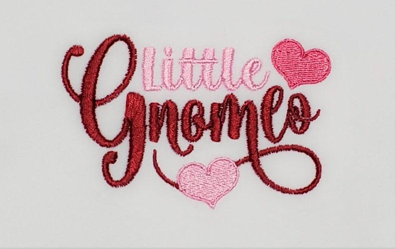 Little Gnomeo Machine Embroidery Design