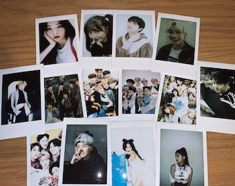 Mystery Instax polaroid photos