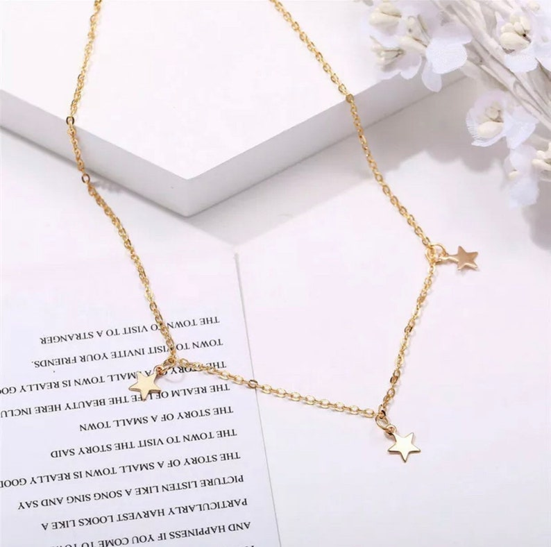 Astrology Chokers Star Necklaces Chokers Star Necklaces Women/'s Chokers Star Chokers Astrology Necklace Galaxy Necklaces