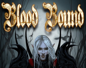 Blood Bound (Convergence Book 2) Signed/Autographed