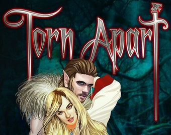 Torn Apart (Convergence Book 1) Signed/Autographed