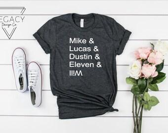 54f9c75b0 Stranger Things Shirt, Stranger Things Fan, Netflix and Chill, Binge Shirt