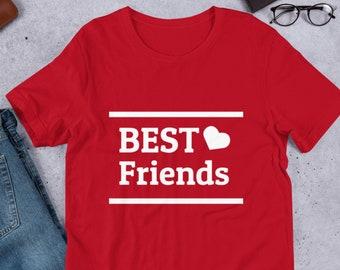 a1a793279fc Cute bestie shirts   Etsy