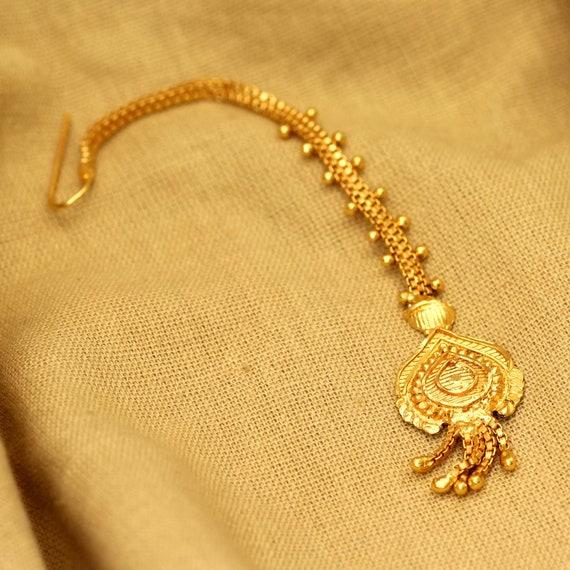 Indian Jewelry Indian Bollywood Tikka Headpiece Maang Etsy