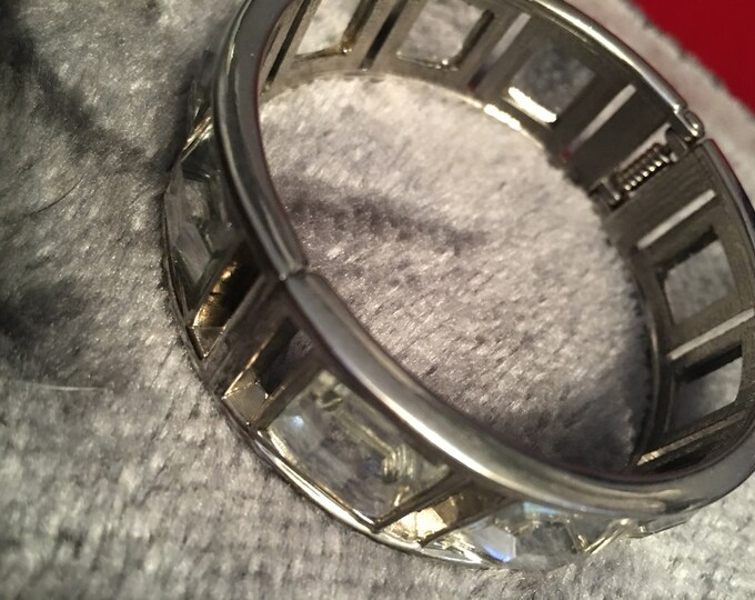 Hinge Cuff Bracelet