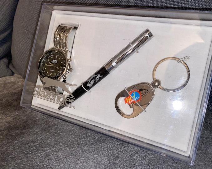 Slazenger Men's Watch Gift Set