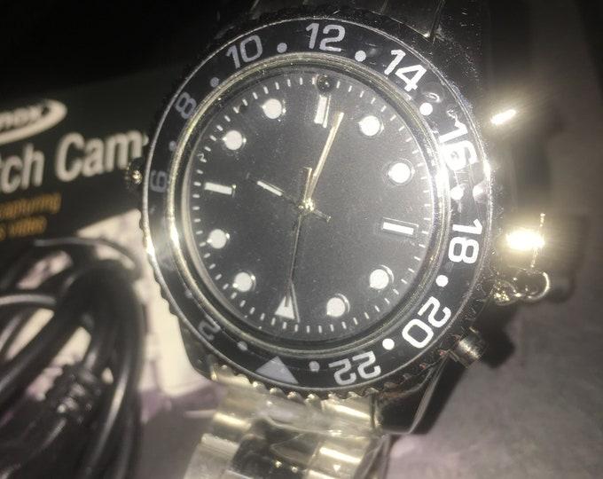 MENS Zennox Watch Camera