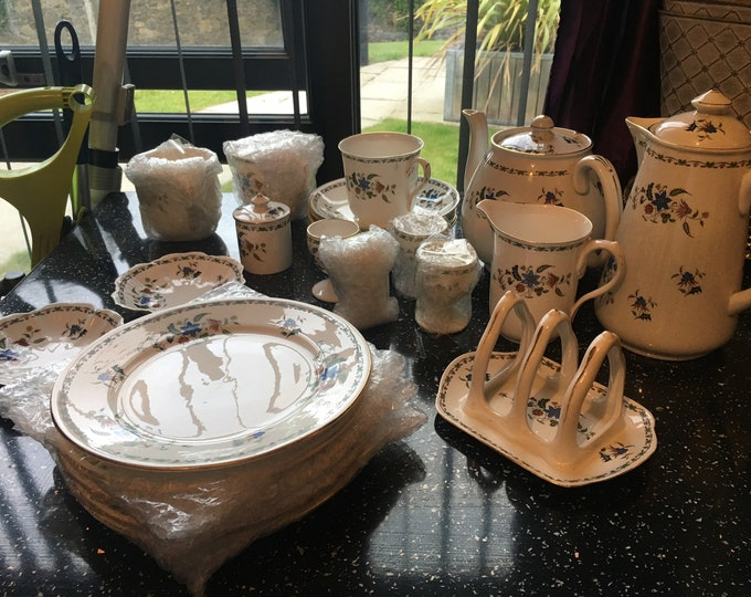 Featured listing image: Shelley Chelsea Tea Coffee Service