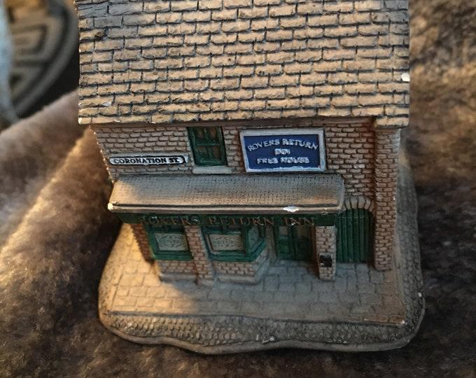 Coronation Street Miniature Houses Lilliput Lane