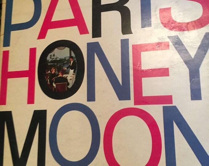 Charles Trenet Paris Honeymoon Vinyl LP