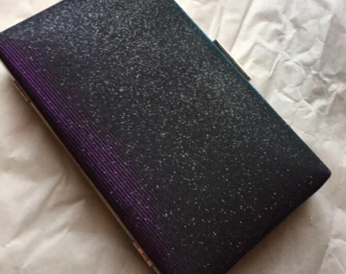 Glitter Clutch Evening Bag