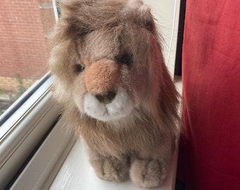 Lion Stuffed Toy