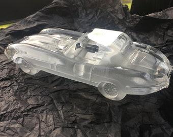 Crystal Racing Car