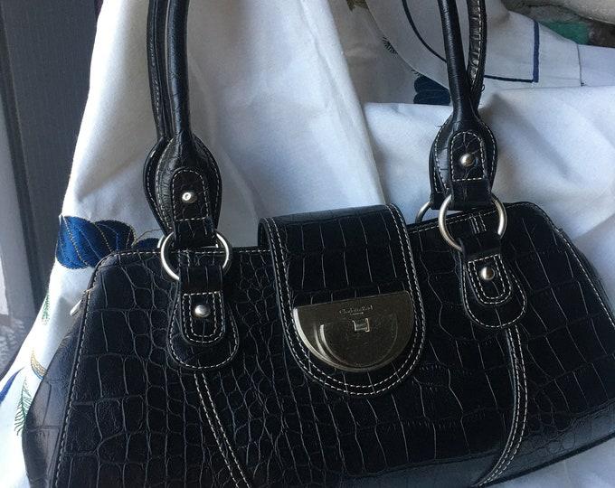 Charlotte Reid Leather Bag