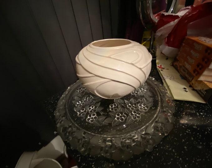1930's style ceramic vase