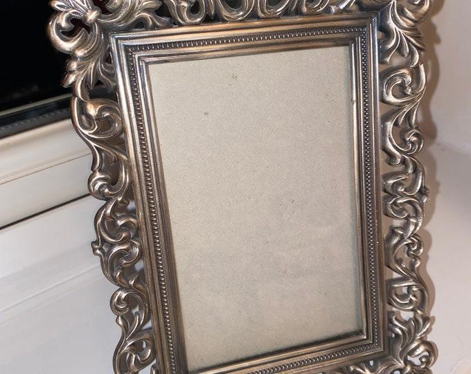 Rococo Style Metal Frame Medium size