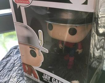Jay Garrick The Flash Pop Tv figure