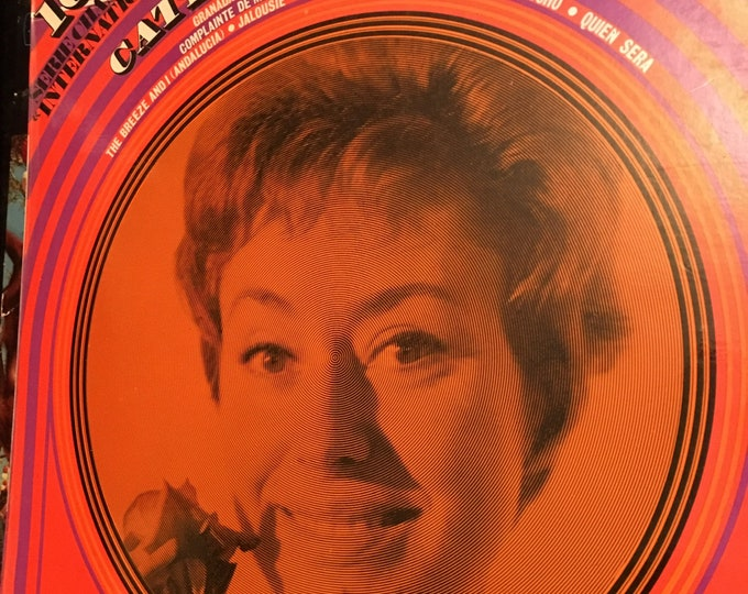 Caterina Valente International Vinyl LP