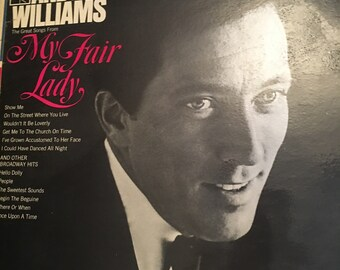 Andy Williams My Fair Lady Vinyl LP