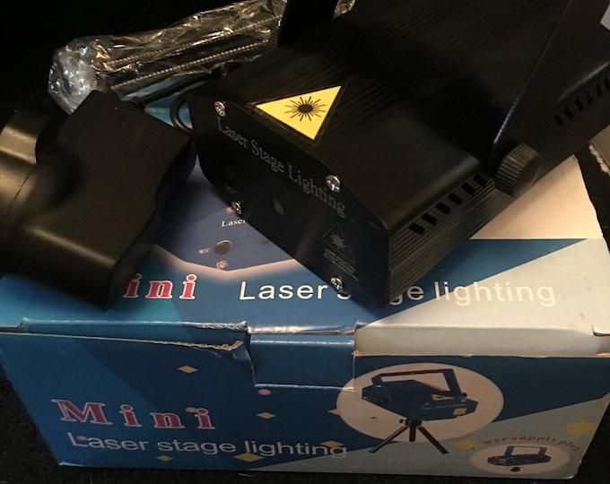 Mini Disco Laser Light