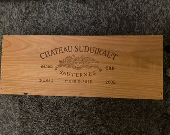 Large Wine Crate