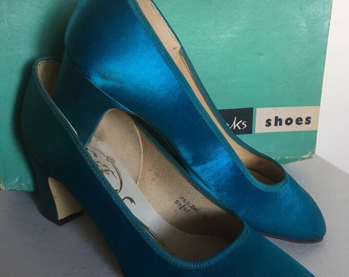 Vintage Clark's Court Shoes