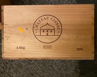 Small Wine Crate