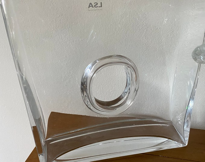 LSA Square Vase