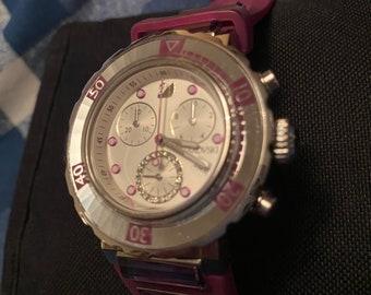 Swarovski Crystal watch