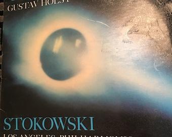 Los Angeles Philharmonic Orchestra The Planets Vinyl LP