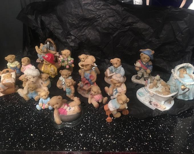 Cherished Teddies Set