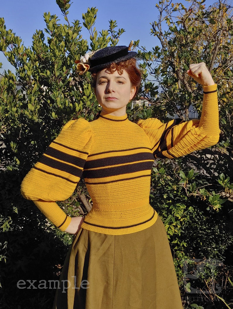 Vintage Sweaters, Retro Sweaters & Cardigan Customisable Victorian Sports Sweater $663.69 AT vintagedancer.com