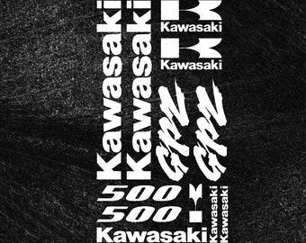 Kawasaki Gpz 500 Etsy